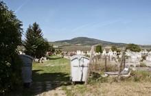 Ecseg izraelita temető