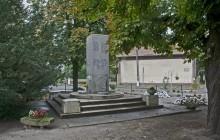 Törtel izraelita temető