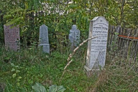 Nagybörzsöny izraelita temető