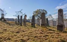 Izraelita temetők: Bakonytamási