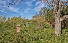 Izraelita temetők: Gyarmat
