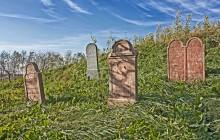 Gyarmat izraelita temető