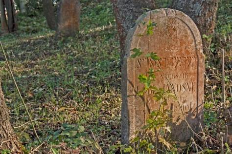 Izraelita temetők: Herend