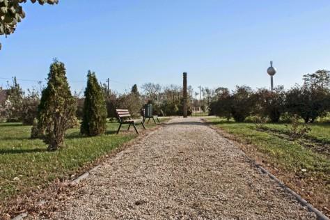 Izraelita temetők: Kerta