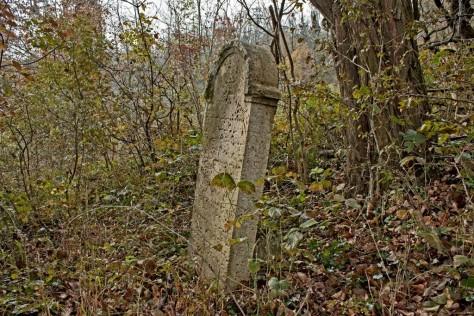 Lesenceistvánd izraelita temető