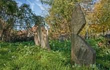 Nagydém izraelita temető