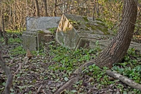 Noszlop izraelita temető
