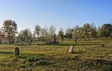 Izraelita temetők: Szentkirályszabadja
