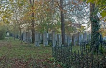 Izraelita temetők: Veszprém