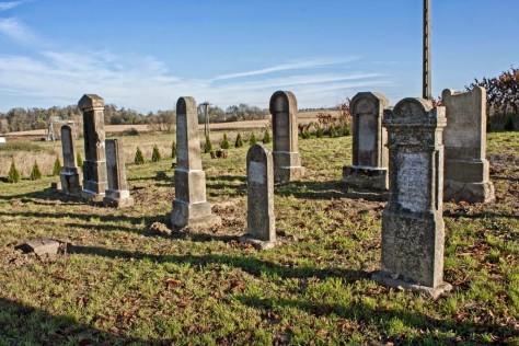 Zirc izraelita temető