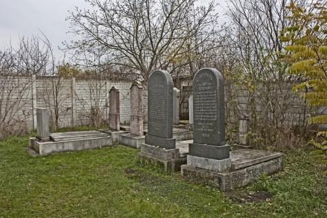 Békéscsaba 1 zsidótemető