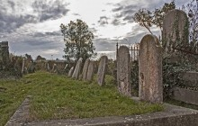 Gyoma izraelita temető
