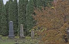 Izraelita temetők: Magyarbánhegyes