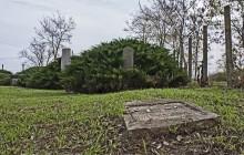 Okány izraelita temető