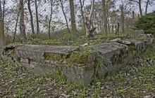 Izraelita temetők: Okány