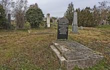 Izraelita temetők: Szegahlom 1-2