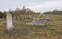 Szegahlom 1-2 izraelita temető