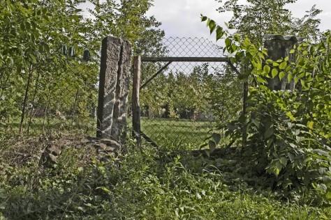 Kajászó izraelita temető