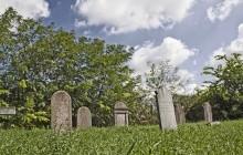 Izraelita temetők: Perkáta