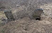 Berekböszörmény izraelita temető