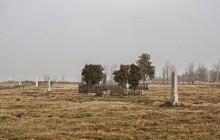 Izraelita temetők: Magyarhomorog