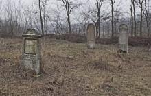 Izraelita temetők: Nyírábrány