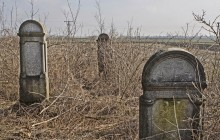 Zsáka izraelita temető