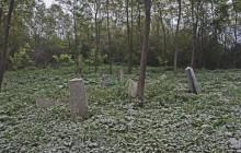 Izraelita temetők: Becskeháza