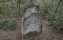 Izraelita temetők: Bodroghalom