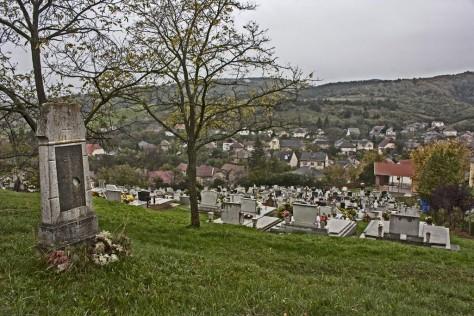Izraelita temetők: Borsodszentgyörgy