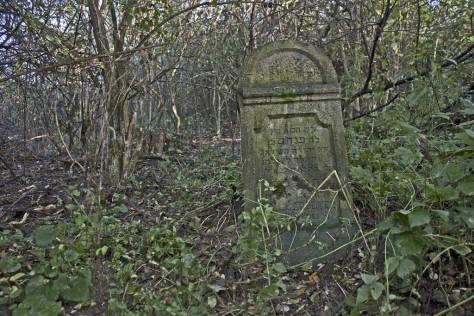 Izraelita temetők: Bükkmogyoród