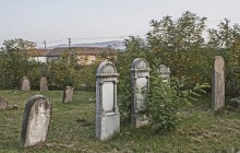 Izraelita temetők: Vilmány 2