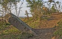 Vilmány 1 izraelita temető