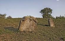 Izraelita temetők: Vilmány 1