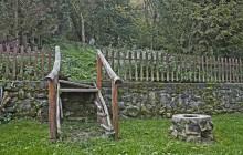 Izraelita temetők: Vágáshuta