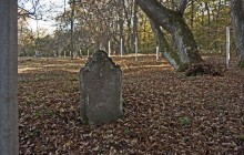 Tornakápolna izraelita temető