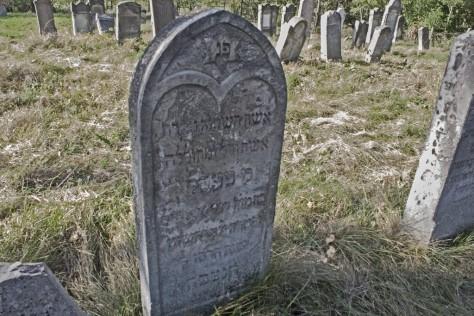 Cigánd zsidótemető