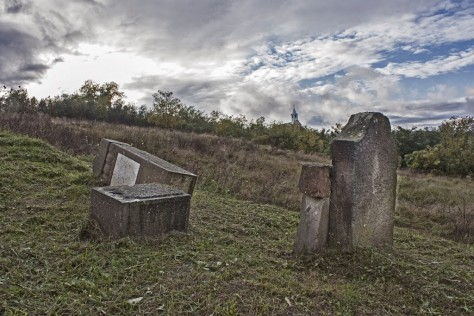 Izraelita temetők: Csernely