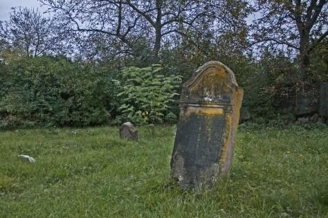 Izraelita temetők: Csobád