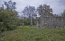 Csobád izraelita temető