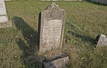 Izraelita temetők: Dámóc