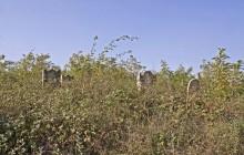 Izraelita temetők: Felsőregmec