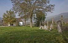 Szalonna izraelita temető