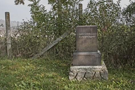 Szalonna zsidótemető