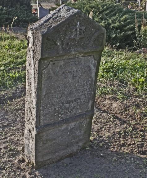 Izraelita temetők: Semjén