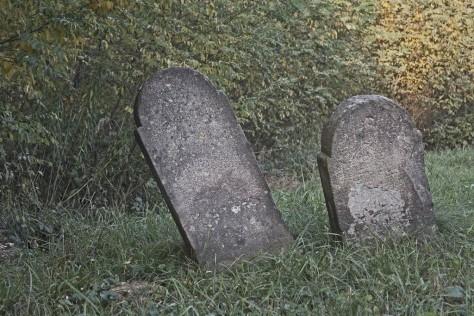 Felsőnyárád zsidótemető