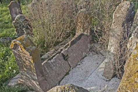 Göncruszka zsidótemető