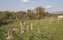 Göncruszka izraelita temető