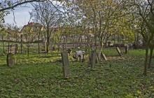 Sajólád izraelita temető