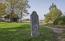 Izraelita temetők: Sajókeresztúr